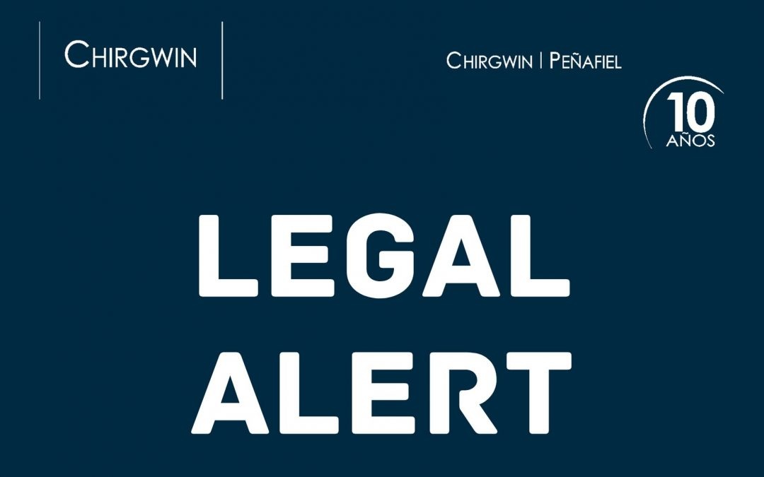 Alerta Legal Chile – July 2020